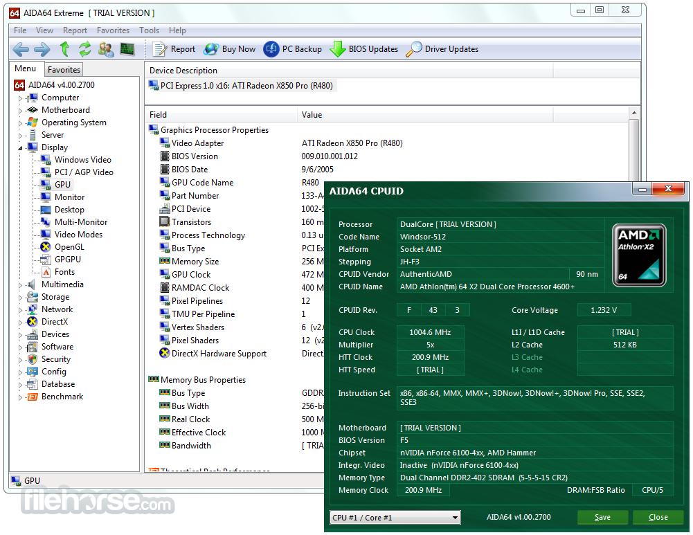 AIDA64 Extreme 2017 Offline Installer