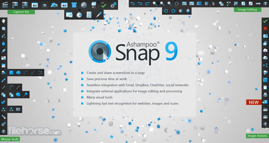 Download Ashampoo Snap Latest Version