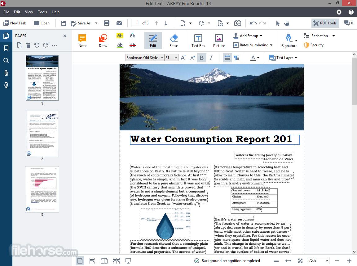 FineReader free download for windows