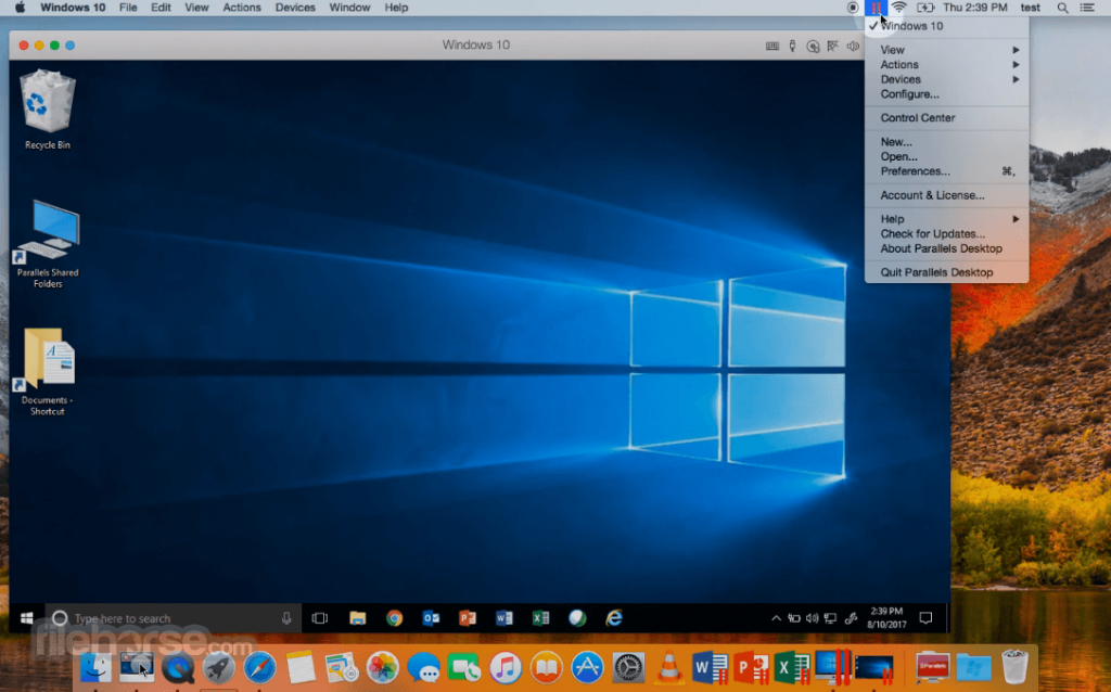 Parallels Desktop 2019 64bit